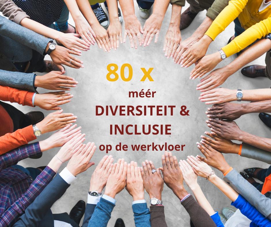 Diversiteit en inclusie op de werkvloer