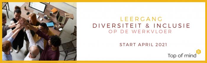 Leergang Diversiteit & Inclusie